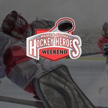 2018 Hockey Heroes Weekend